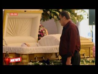 Прощание с Жанной Фриске «Пятница News»