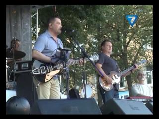 """Любэ Концерт в Пскове (""""Телеком. 7 канал"""", 26.07.2014)"""