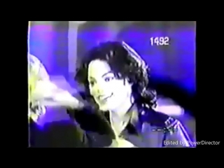 [ RARE ] - [ MICHAEL JACKSON & LISA MARIE PRESLEY - 1995 ]