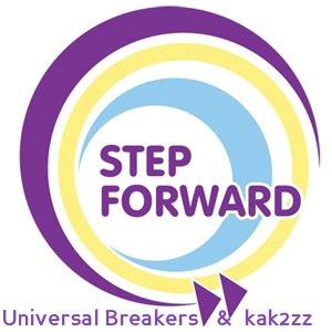 kak2zz & Universal Breakers – Step Forward
