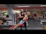 Простые и быстрые тренировки для мышц спины. Упражнения для девушек от Юрия Спасокукоцкого