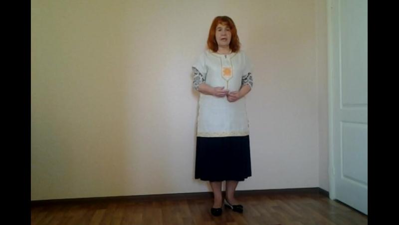 Зоя Масляник_корректировка и очищение биополя_часть3