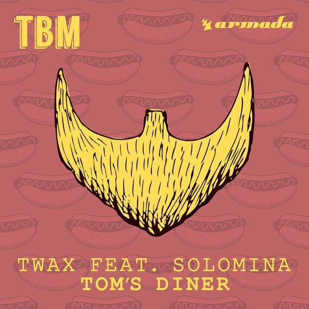 Twax feat. Solomina - Tom's Diner (Extended Mix)