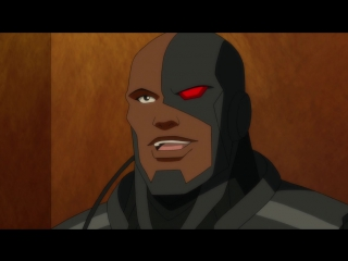 Лига справедливости: Гибель (Justice League: Doom, 2012)