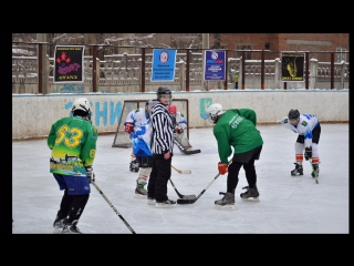 Турнир по хоккею с шайбой имени В.Ф. Новокшенова среди детских команд Ангарского городского округа, 5 декабря 2015 г.