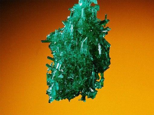 1 – сульфат никеля безводный;