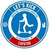 Let's Kick Саратов. Городские самокаты