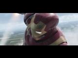 Дублированный финальный трейлер фильма Первый мститель 3: Противостояние
