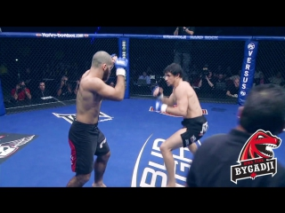 Aaron Simpson vs David Avellan | BY GADJI
