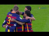 Обзор матча от La Liga, Реал Мадрид 0-4 Барселона (Примера, 12 тур, 21.11.2015)