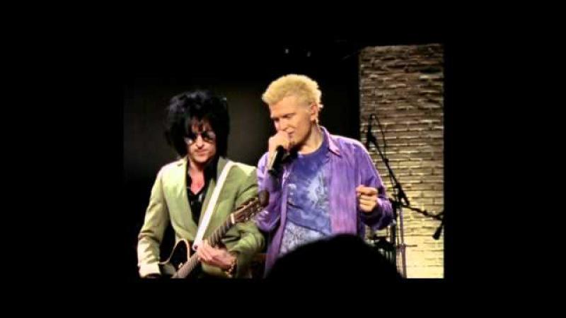 Rebel Yell (Live Acoustic) (HD) - Billy Idol