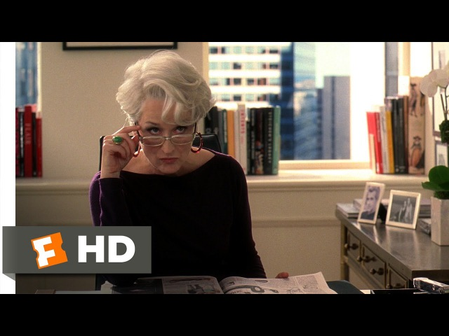 Дьявол носит «Prada» / The Devil Wears Prada (2006) трейлер
