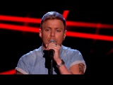 The Voice UK 2014 Blind Auditions Lee Glasson 'Can't Get You Out of My Head' FULL