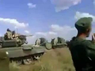 Кадыровцы выложили в сеть видео вторжения российской армии в Украину. Война - Warfare.com.ua