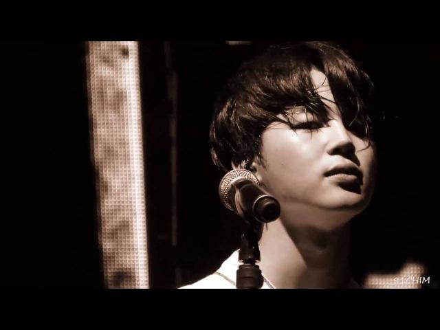 160702 HOUSE OF CARDS - JIMIN (지민) FOCUS | BTS (방탄소년단) HYYH 花樣年華 EPILOGUE IN NANJING
