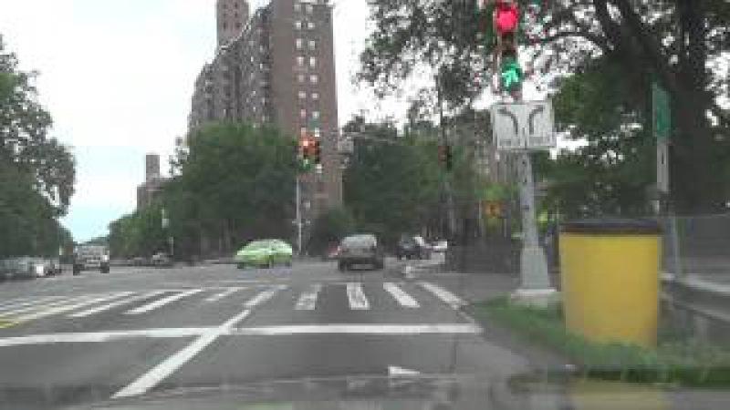 Нью-Йорк. Поездка вокруг Манхэттена. Arround Manhattan