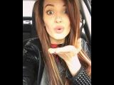 """Алина Носуленко on Instagram: """"😂Шлю всем весенний воздушный поцелуй!😘 хорошего дня!)😉 #едунасъемки #пятаястража #сериал #пятаястража #тв3"""""""