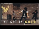 Vinh Nguyen choreography | Weight In Gold by Gallant | @v1nh DanceonGold @SoGallant @sweaterbeats