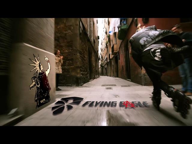 SKATING IS BADASS - Freeskate Downhill