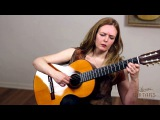 Heike Matthiesen plays Andante from Sonata No. 10, KV 330 by W. A. Mozart on a 1972 D. Friederich