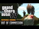 GTA 4 - Final Mission / Revenge Ending - Out of Commission (1080p)