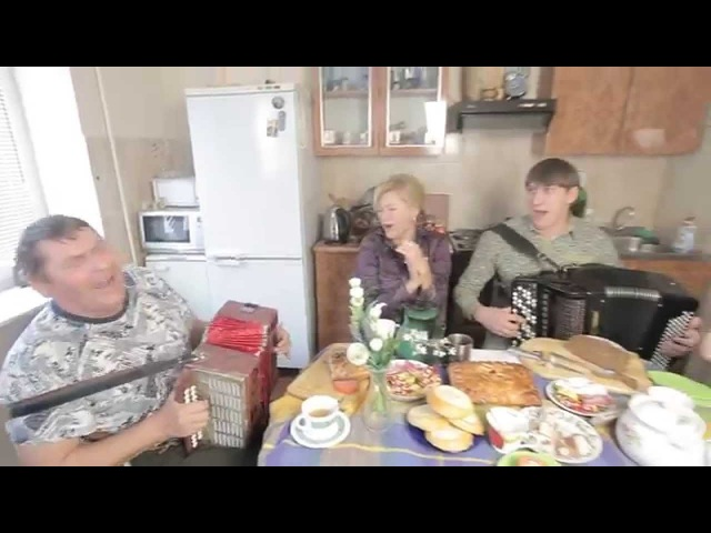 Зоя и Валера , Петр Матрёничев и Вика Цыганова Когда мы были на войне
