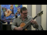 Martin Taylor Performs 'Stompin' At The Savoy' Live Studio Session