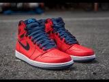Air Jordan 1 Retro OG High David Letterman Review - sneakerjumpman sneaker jumpman