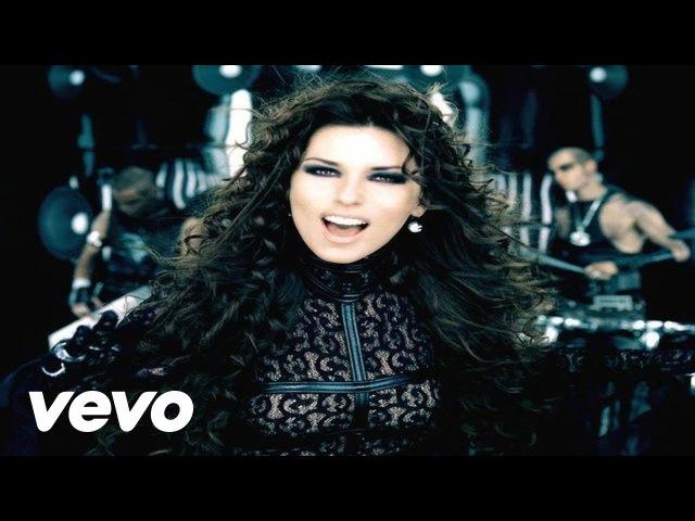 Shania Twain - I'm Gonna Getcha Good! (All Performance Version)