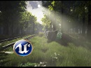 Speed Level Design The Railroad Unreal Engine 4