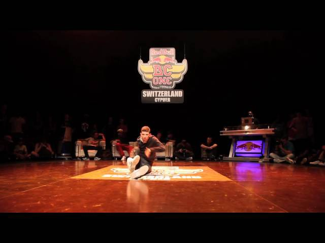 Nothing But Flavor 2012 Red Bull BC One Showact JAVIER NINJA