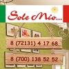 Пицца Sole-mio суши