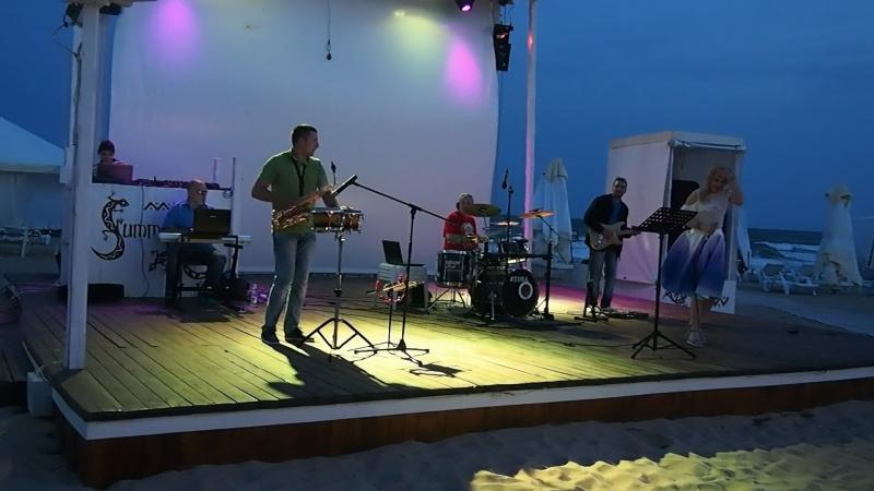 Fiesta band День Росии Виктория Голубева Лазурный берег