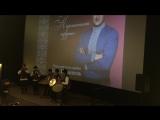 гурт Каприз на презентац клпу вана Пилипця у Кив
