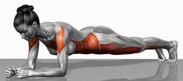 Если у вас никак не получается Бакасана и Чатуранга Дандасана, то вот отличное упражнение: