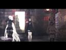 [MMD艦これ] 碧彩式 空母棲鬼&戦艦棲姫&防空棲姫で『疑心暗鬼』