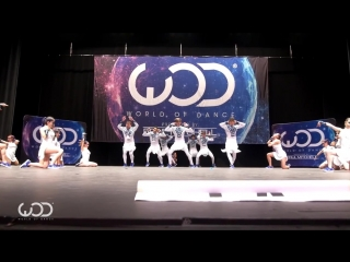 First legends club _ 3rd place upper division _ frontrow _ world of dance san diego 2015 _ #wodsd15
