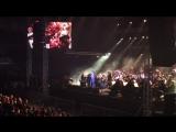 БИ-2 с симфоническим оркестром  - Молитва (Калининград 24.10.2015)