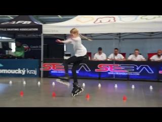 Богданова Софья. Блестящее выступление! (6 sec)