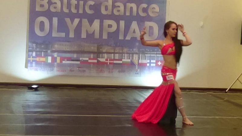 Володина Ксения БТО 2015 открытый класс финал