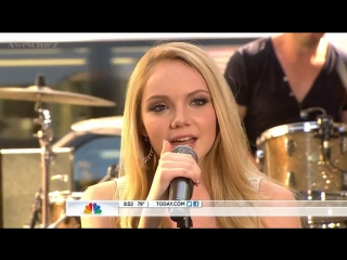 Danielle Bradbery - Heart Of Dixie - Today Show 7-17-13