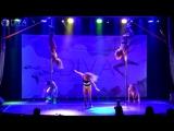 Pole Dance (групповой танец на пилоне) от хореографа Анны Кошкиной - школа танца DIVA Studio