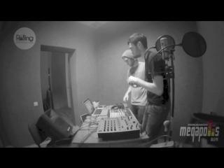 Deepshader  Nazca Live @ Megapolis.FM