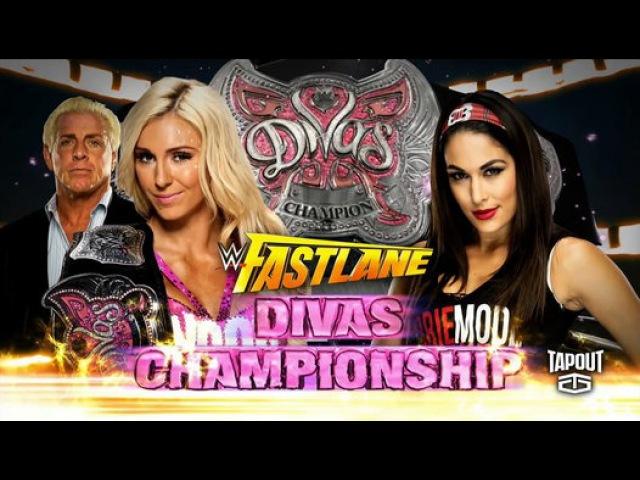 WWE FastLane 2016 - Part 2