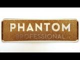 DJI Phantom 3 Professional (крутой квадрокоптер с 4K камерой) Распаковка и первый взгляд