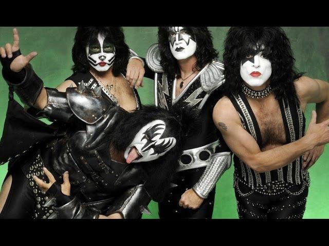 Кумиры №2. Группа Kiss.