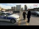 DİN- nin əməkdaşları üçün yeni alınan avtomobillərin istifadəyə verilməsi mərasimi