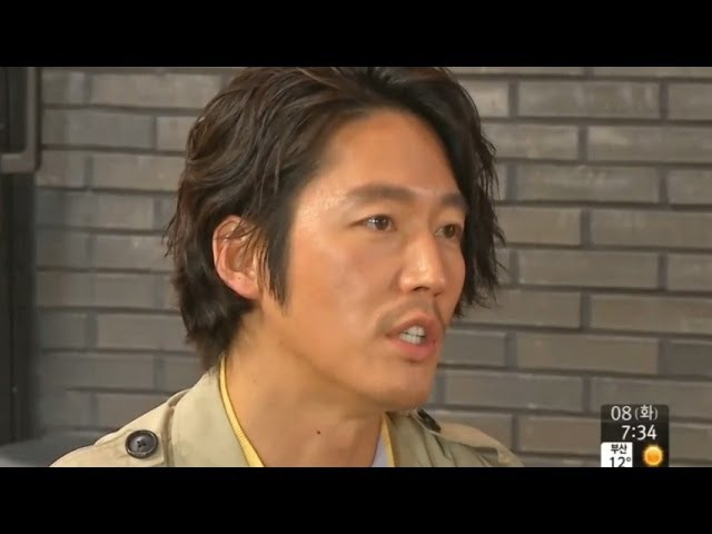 가시 장혁 Jang Hyuk Interview[字幕]愛の棘 MBC굿모닝 데이트 2014 04 08 air