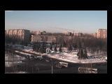 ДТП с участием маршрутки. Ленинградский/Дзержинского. 01.03.16