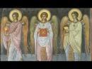 Пение Ангелов на Святой Горе Афон